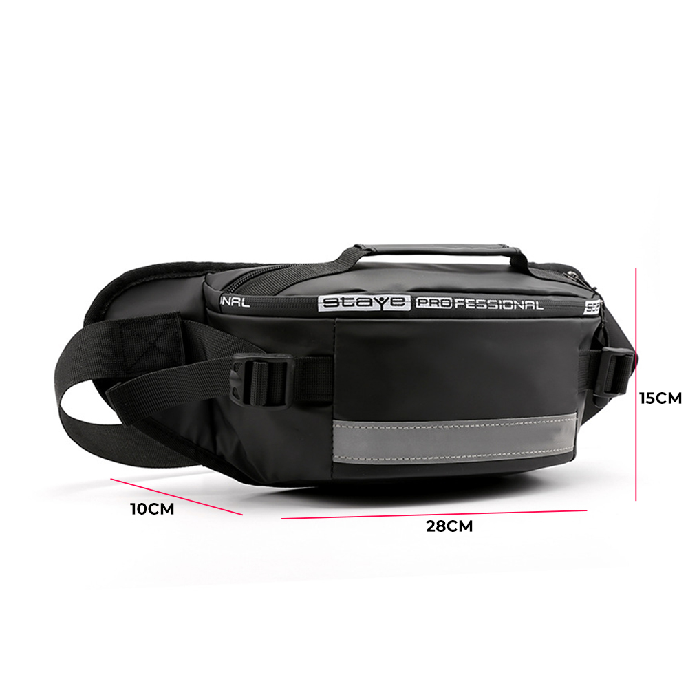 TBF Outdoor Anti-Theft Waist Pouch, waterproof waist pack bag, pocket bag, multi function
