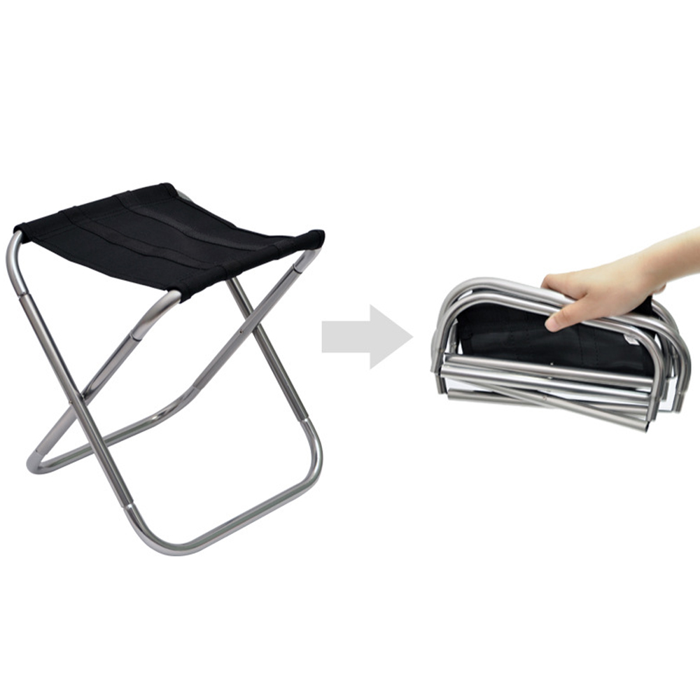 TBF Outdoor Ultralight Fold-able Chair, stool, fishing, camping, travel, trip, kerusi, lipar, kecik, small, foldable, packaging