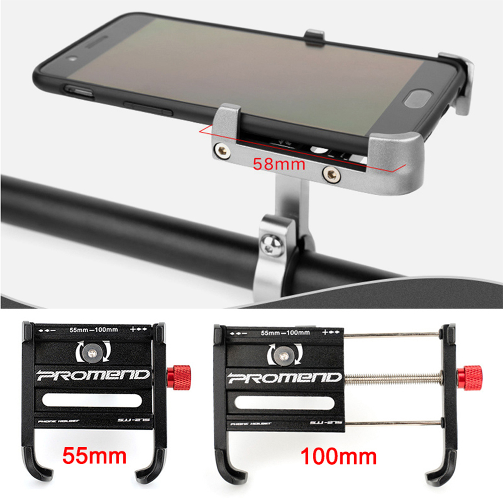 TBF Promend Outdoor Bicycle Phone Holder, pemegang telefon, telepon, smartphone, grab, extend, tripod, monopod, bikepod, cyclepod