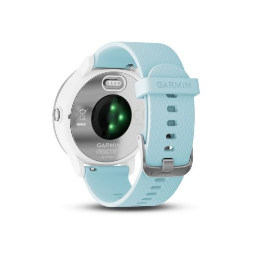 GARMIN Vívoactive 3 Element Smartwatch Azure 2