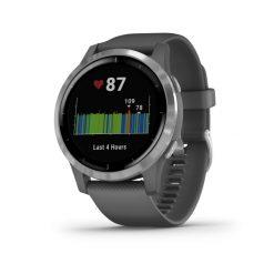 GARMIN Vívoactive 44s GPS and WiFi Smartwatch Grey 45 mm
