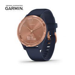 GARMIN Vívomove 33s Hybrid Smartwatch with Hidden Touchscreen Display Main