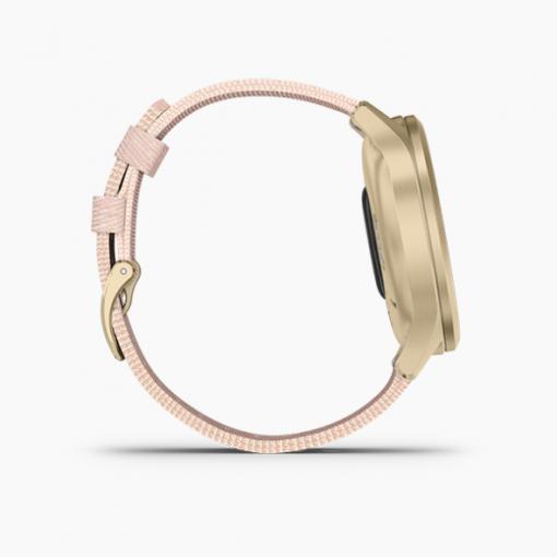 GARMIN Vívomove Style Hybrid Smartwatch Side 2