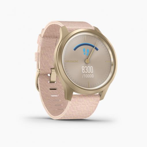 GARMIN Vívomove Style Hybrid Smartwatch Side 3