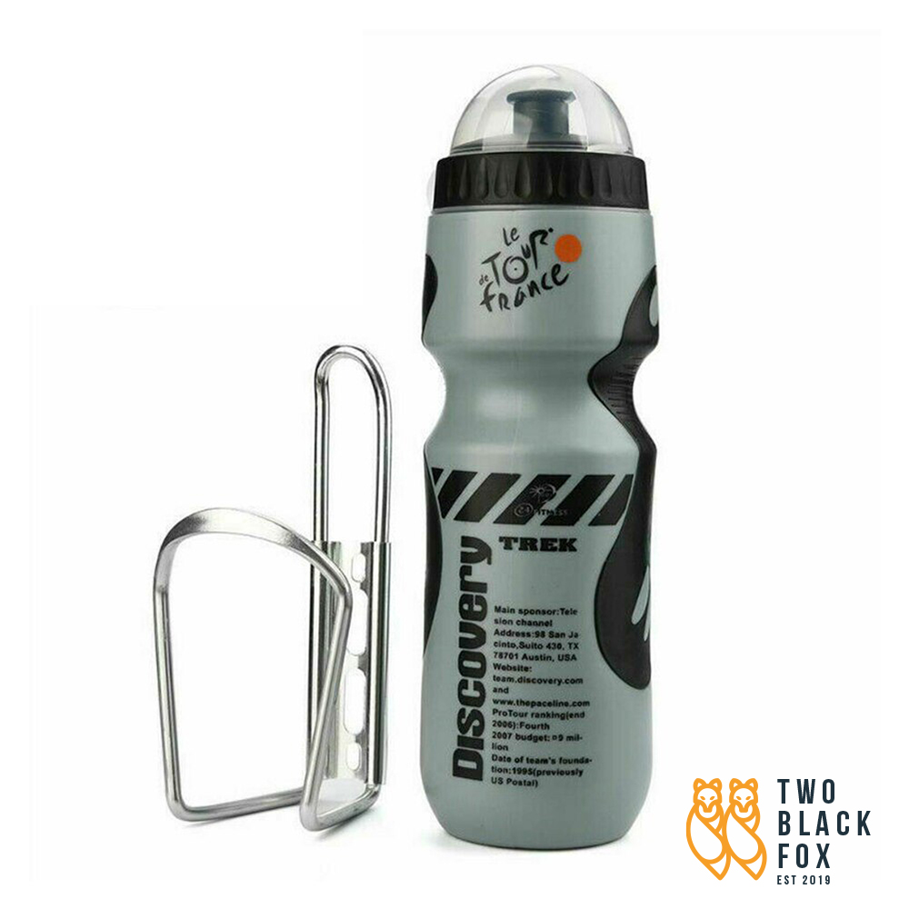 TBF Outdoor Cycling Bottle, metal, cage, rib, holder, pemegang, botol, basikal, bicyle, cycling, water bottle, flask, thermal, alloy