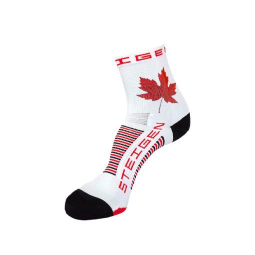 Half Canada Maple Leaf