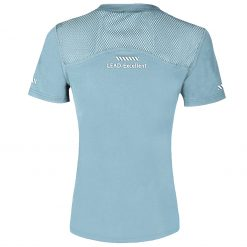 LEAD Women Sport Shirt Blue