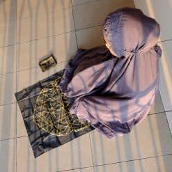 TBF Compact Portable Prayer Mat