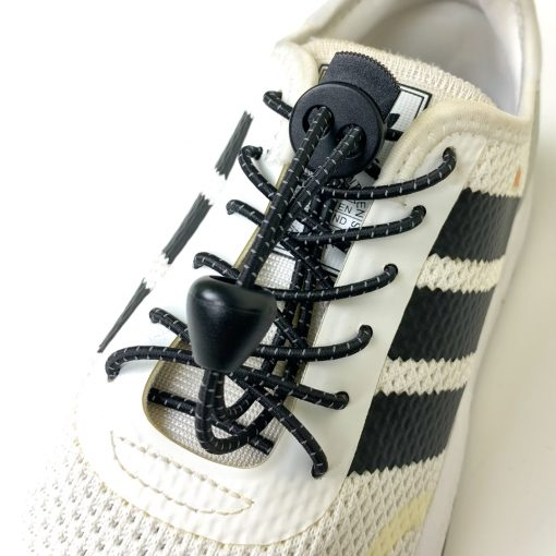 TBF Reflective Sports Shoe Lock Lace 1