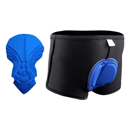 TBF Breathable Cycling Shorts with Padding 1