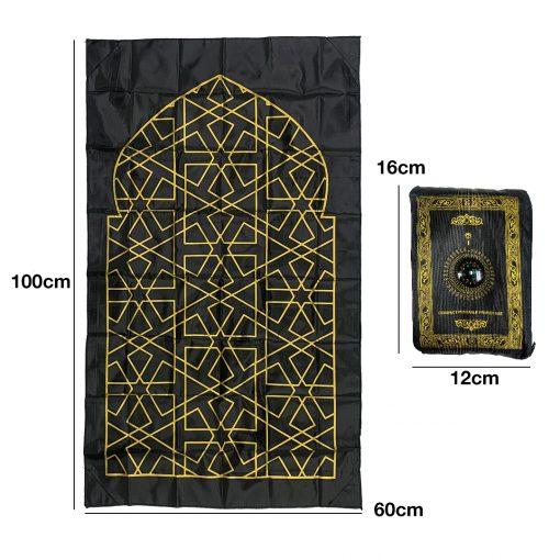 TBF Compact Portable Prayer Mat 5