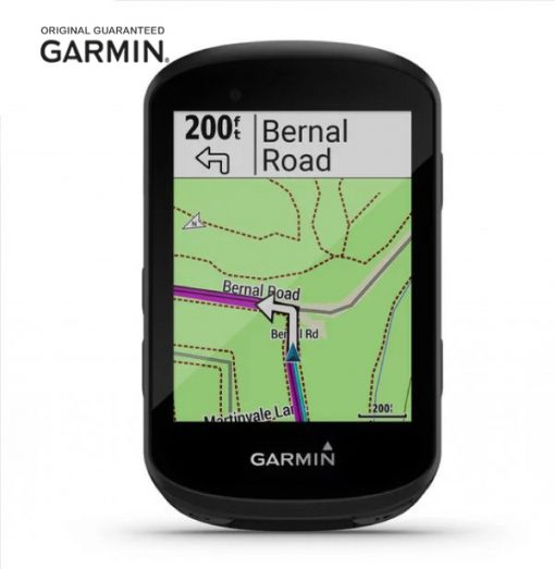 GARMIN Edge 530 GPS Cycling Computer with Mapping, direction, devices, charging, power, waze