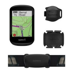 GARMIN Edge 830 Touchscreen GPS Cycling Computer Bundle
