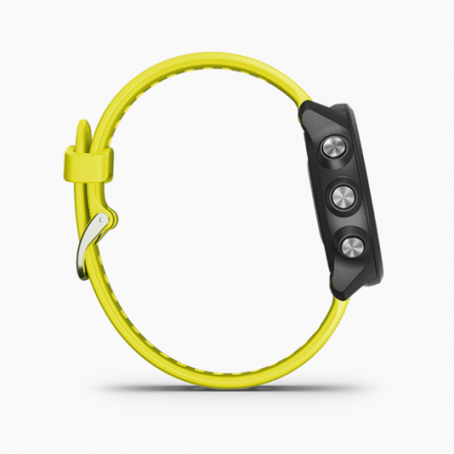 GARMIN Forerunner 245 GPS Advanced Training Features Smartwatch Yellow 1