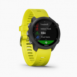 GARMIN Forerunner 245 GPS Advanced Training Features Smartwatch Yellow 3