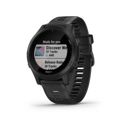 GARMIN Forerunner 945 GPS Triathlon Smartwatch with Music Black