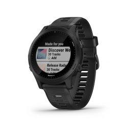 GARMIN Forerunner 945 GPS Triathlon Smartwatch with Music Black