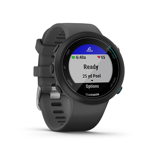 GARMIN Swim 2 GPS Underwater Smartwatch, waterprood, swimmer, watch, smartphone, connection, bluetooth, wifi, training, lake, ocean, deep, outdoor