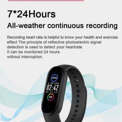 M5X Smart Watch Bracelet 5