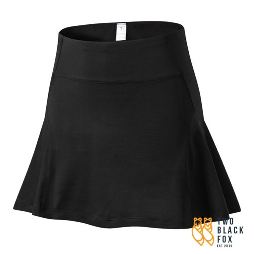 TBF Female Outdoor Sport Skirt Black