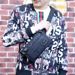 TBF Multi Pocket Anti Theft Sling Bag 5