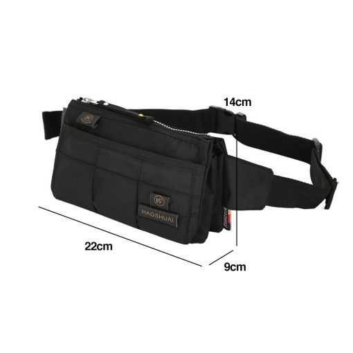 TBF Multi Pocket Anti Theft Sling Bag SZ