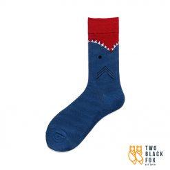 TBF Outdoor Cycling Socks Shark
