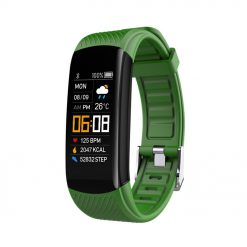YoMi Smart Watch Bracelet with Bluetooth Green