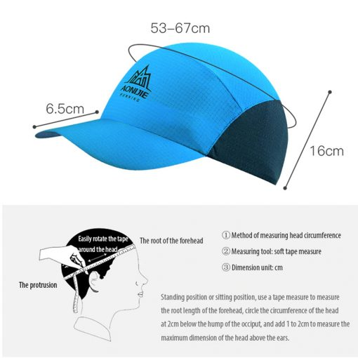 Aonijie Outdoor Athletic Cap 1
