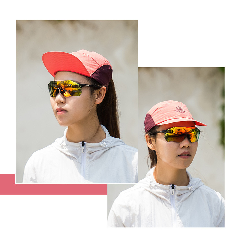 AONIJIE Outdoor Athletic Cap, cap, topi, outdoor, lightweight, breathable, cycling, running,