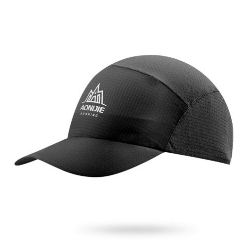 Aonijie Outdoor Athletic Cap Black