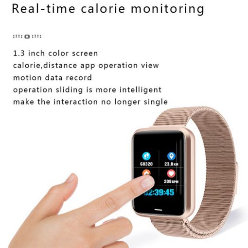 H16 Smartwatch with Bluetooth 1