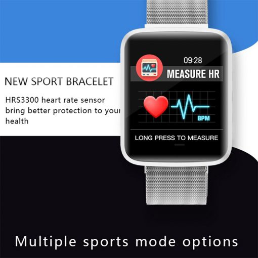 H16 Smartwatch with Bluetooth 2