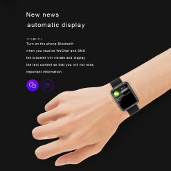 H16 Smartwatch with Bluetooth 6