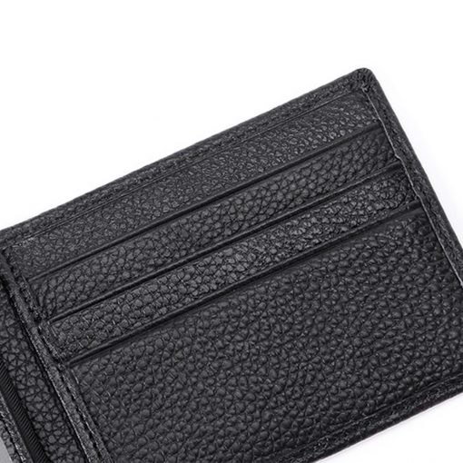 Leather Wallet with Multipocket 3