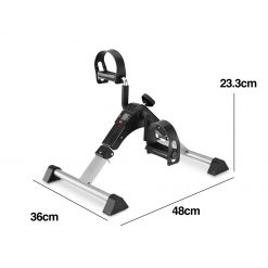 Multifunction Leg Trainer with Bike Pedal 4