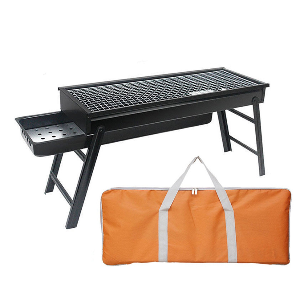 Outdoor Portable BBQ Grill, Easy to set up, More safe, Delicious, Portable, BBQ, Lightweight
