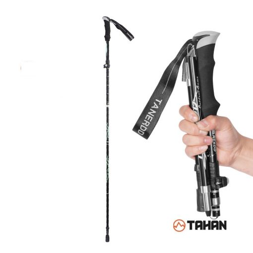 TAHAN 3 Section Foldable Hiking Stick