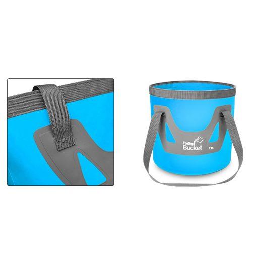 TBF 12L Outdoor Foldable Bucket 3