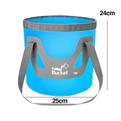 TBF 12L Outdoor Foldable Bucket 4