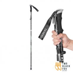 TBF 3-Section Foldable Hiking Stick