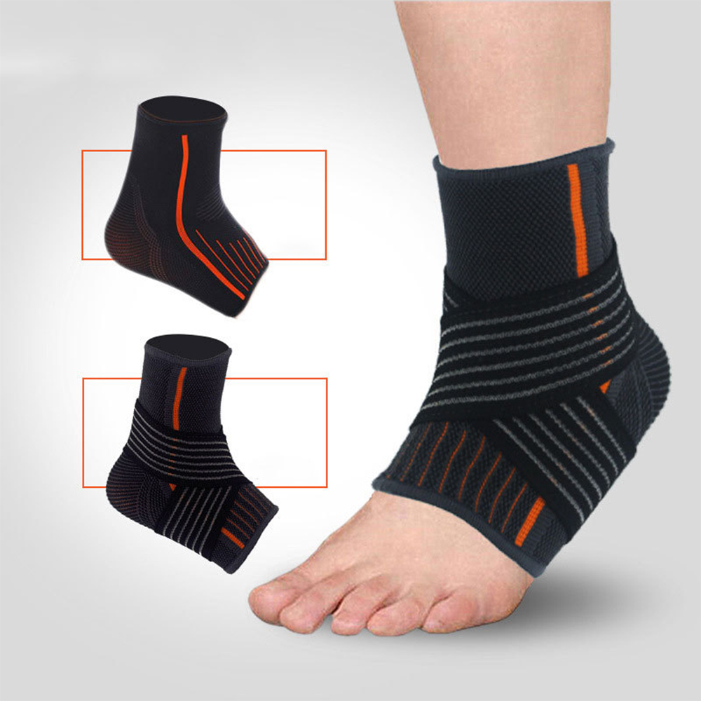 TBF Ankle Guard with Adjustable Strap, Elastic, ankle support, comfort, lightweight