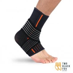 TBF Ankle Guard with Adjustable Strap