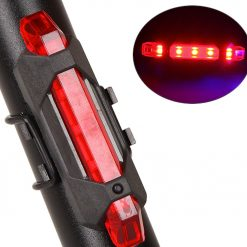 TBF Cycling Rechargeable USB Blinker 5 1