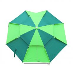 TBF Double Layer Outdoor Umbrella With Stand 4