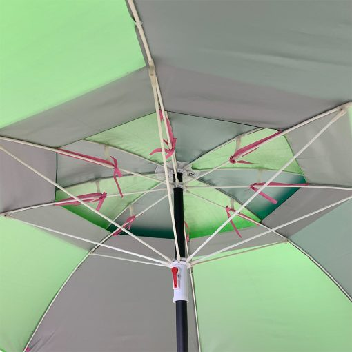 TBF Double Layer Outdoor Umbrella With Stand 7