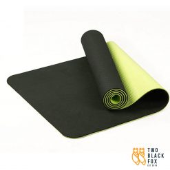 TBF Exercise Yoga Mat Green
