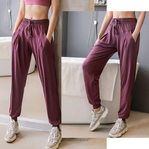 TBF Female Harem Jogging Pants 1