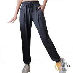 TBF Female Harem Jogging Pants Dark Grey