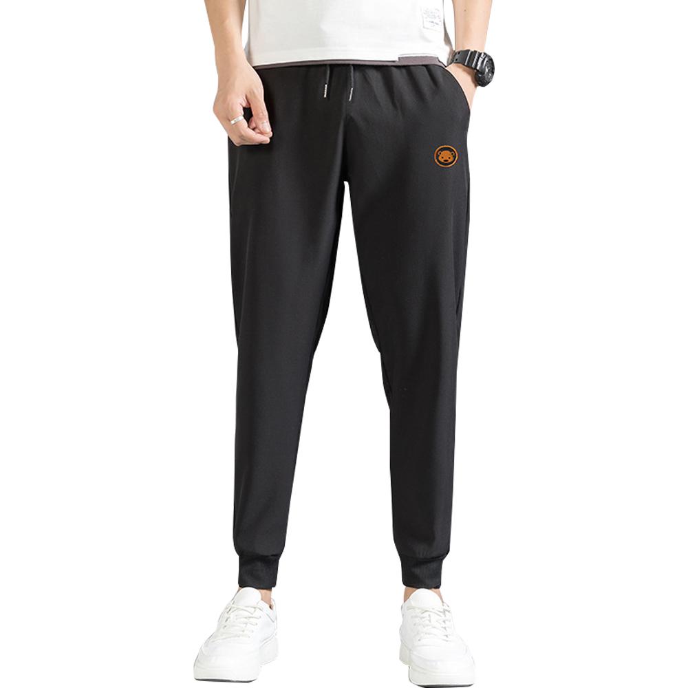 TBF Male Casual Harem Pants (Black), casual sport, harem pants, fashion, casual, sports
